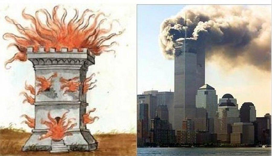 Nhiều người tin rằng cách đây hơn 500 năm, nhà tiên tri Nostradamus đã tiên đoán chính xác về vụ tấn công vào Tòa tháp đôi ở New York, Mỹ vào ngày 11/09/2001.