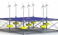 Nền tảng năng lượng tái tạo kết hợp sóng - gió - mặt trời: thay đổi cuộc chơi