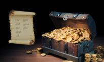 Phú quý tại thiên: Thư sinh nghèo vay trước số tiền của Uất Trì Kính Đức
