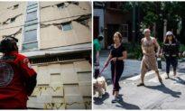 Động đất mạnh 7,4 độ richter ở Mexico