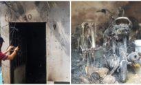 Phát hiện nam thanh niên đốt nhà trọ làm 3 người chết ở TP. HCM