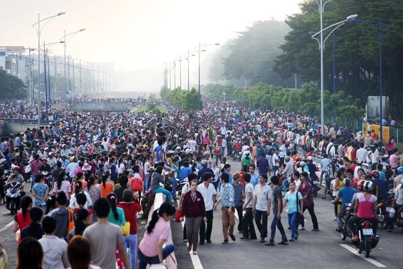 Gần 3.000 lao động của công ty PouYuen Việt Nam phải nghỉ việc do đại dịch