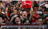 Chiến lược gia Nhật Bản kêu gọi liên quân ứng cứu Hong Kong