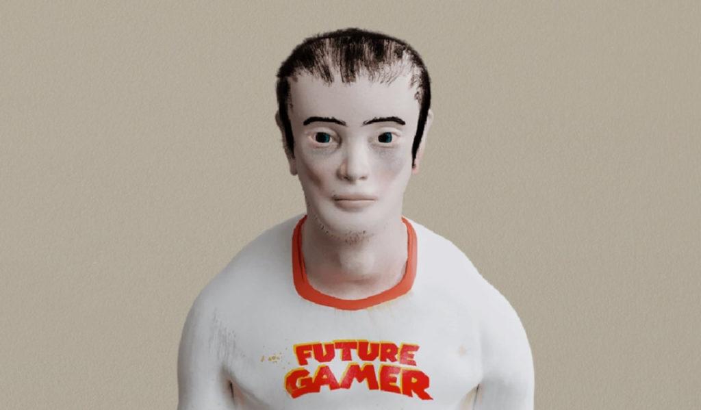 Game thủ của 2040 - Michael