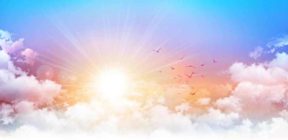 Ngũ Công Kinh dự ngôn thần bí rằng, vào thời mạt kiếp sẽ có một đế vương chuyển sinh xuống nhân gian truyền Pháp cứu độ chúng sinh. (Shutterstock)