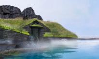 Điểm đến nào hút nhất năm 2021? Tận hưởng quầy bar bể bơi sang trọng có 1-0-2 tại Iceland