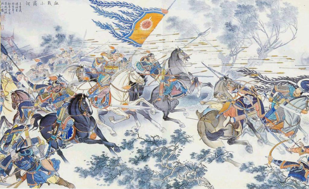 10 đại danh tướng võ lực mạnh nhất thời Đông Chu Liệt Quốc