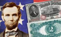 'Đồng bạc xanh' của Lincoln đã từng cứu nước Mỹ, liệu lịch sử có lặp lại?
