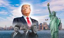 Kỳ 4: Tổng thống Donald Trump - Át chủ bài đương đầu với thế lực đen tối