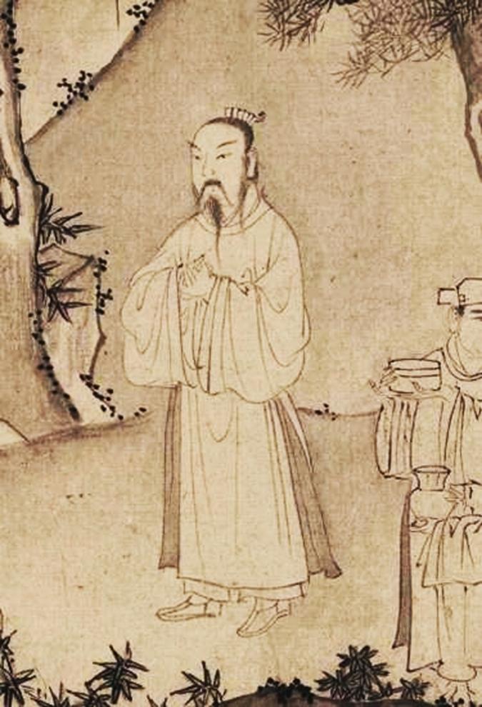"""Vua Trần Anh Tông đã vỗ đùi, hết lời khen ngợi, sau đó lập tức phong cho Mạc Đĩnh Chi danh vị """"Thái học sinh dũng thủ"""""""
