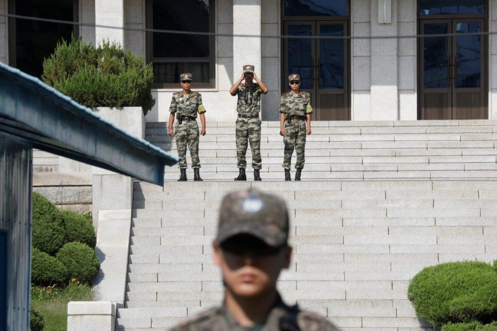 Triều Tiên cho nổ tung văn phòng liên lạc với Hàn Quốc