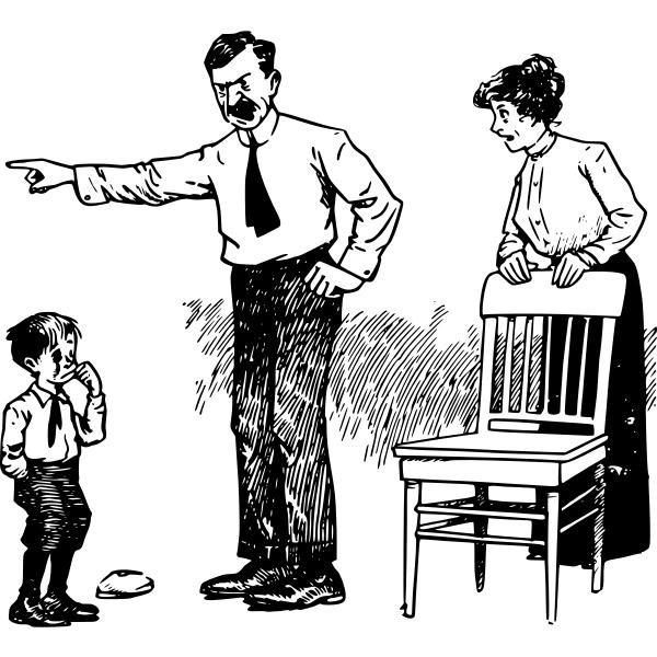 Bản chất của một đứa trẻ thực chất phụ thuộc vào cách ứng xử của cha mẹ với nó, cũng như với những người xung quanh.