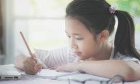 8 trí tuệ giáo dục của cha mẹ: Khuyến khích trẻ viết nhật ký