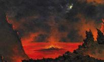 18 tháng kinh hoàng nhất trong lịch sử: Mặt trời khuất lấp sau màn sương bí ẩn