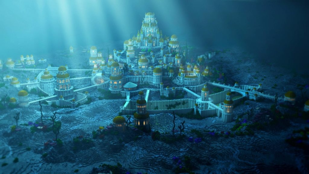 Heracleion: Bí ẩn thành phố chìm dưới đáy biển Ai Cập