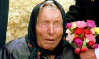 3 lời tiên tri của bà Vanga cho năm 2020: tận thế, ám sát và sóng thần