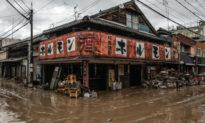 Lũ lụt ở Nhật khiến 34 người tử vong