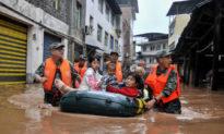 Thảm họa hoành hành trên khắp Trung Quốc, ảnh hưởng hàng chục triệu người