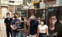 Hoàng Chi Phong tham gia tranh cử vào cơ quan lập pháp Hong Kong