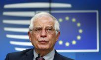 EU đang chuẩn bị các biện pháp chống lại động thái của Trung Quốc tại Hong Kong