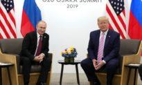 Tổng thống Trump hy vọng tránh chạy đua vũ trang giữa Trung Quốc, Nga và Mỹ