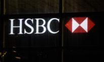 Trung Quốc dùng HSBC tại Hong Kong để 'bắt nạt' Anh Quốc