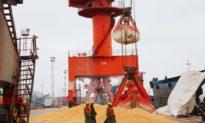 Sản lượng xuất khẩu nông sản của Mỹ bùng nổ vì lũ lụt ở Trung Quốc