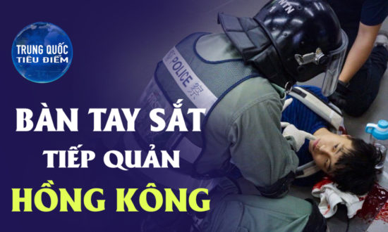Quan chức từng tắm máu phong trào ở Trung Quốc tiếp quản cơ quan an ninh Hong Kong | TQTĐ
