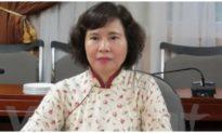 Bộ Công an ra quyết định truy nã cựu Thứ trưởng Hồ Thị Kim Thoa
