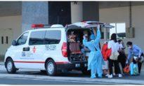 Người nước ngoài ở TP. HCM được xét nghiệm âm tính sau một ngày nghi nhiễm Covid-19