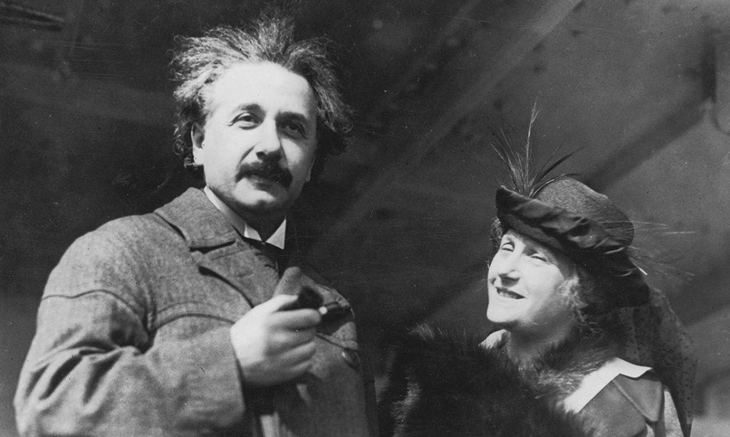 Bí quyết của thiên tài Einstein: Thành công = Làm việc + Chơi + Giữ im lặng(Radio)