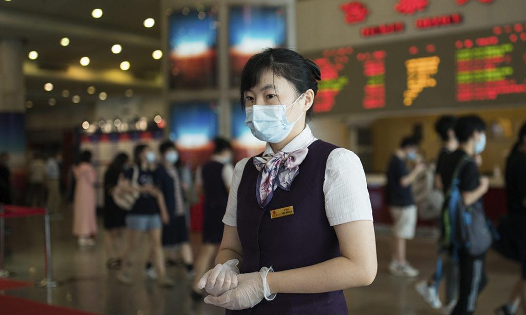 Viêm phổi Vũ Hán tái phát ở Đại Liên, Trung Quốc khiến người dân lo lắng
