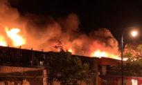 Kỳ lạ! Các kho lương thực liên tiếp cháy trong khi Trung Quốc đang phải ứng phó khẩn cấp với tình hình thiếu lương thực