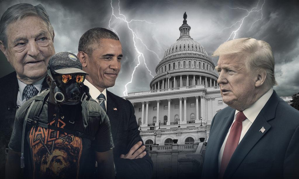 Các cuộc bạo loạn là một phần trong kế hoạch kháng Mỹ, chống Trump, và là nỗ lực trong chuỗi mục tiêu cuối cùng của những kẻ theo chủ nghĩa Marxist mới sùng bái Satan: Phá hủy Đức tin Kitô giáo ở Mỹ.