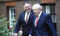 Ngoại trưởng Mỹ cung cấp cho chính phủ Anh danh sách các quan chức ĐCSTQ bị trừng phạt