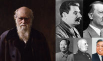 Chế độ toàn trị, kết quả của học thuyết Darwin áp dụng vào chính trị