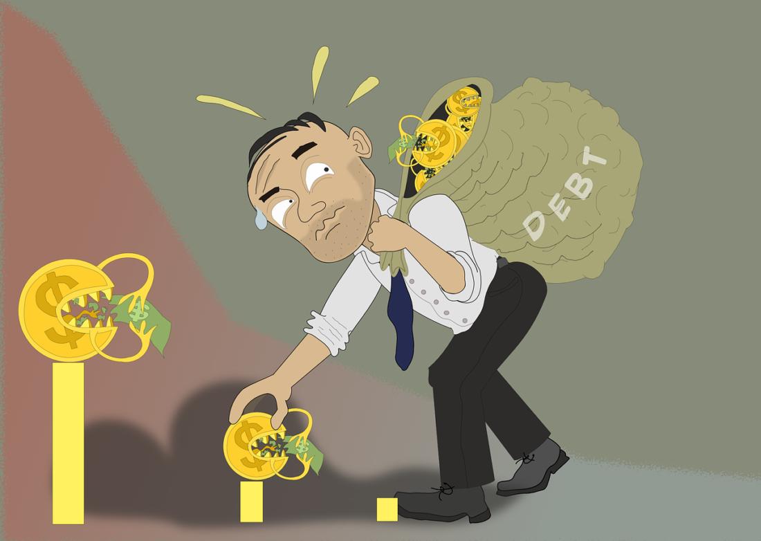 """Hệ thống ngân hàng và cơ cấu tiền tệ cùng các đòn bẩy tài chính của nó đã hình thành nên một """"nền kinh tế nợ nần"""". Dù ở quy mô cá nhân hay tổ chức, điều này đã """"vô tình"""" đánh mất tự do của người đi vay và kích hoạt lòng tham của kẻ cho vay."""