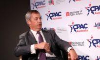 Nigel Farage: Có một hình thức diệt chủng đang diễn ra ở Trung Quốc do nhà nước hậu thuẫn