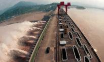 Mực nước Tam Hiệp tăng vọt 5 m trong 34 giờ, vượt mức cảnh báo 17 m