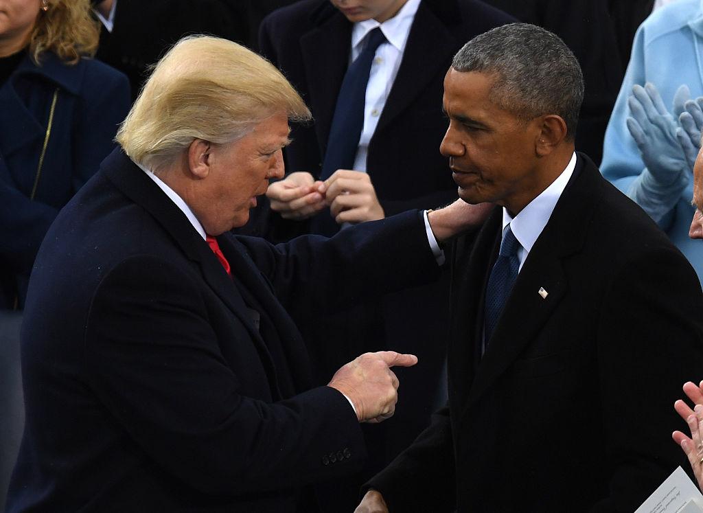 Sự đắc cử bất ngờ của tổng thống Trump đã khiến toàn bộ nghị trình chính sự vốn được sắp đặt, chuẩn bị kỹ càng trước đó của Barack Obama và Nhà Nước Ngầm có nguy cơ bị đổ bể.