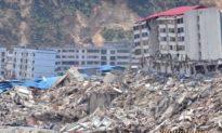 Dị tượng: Trong 1 tuần phát sinh 14 trận động đất, Trung Quốc sẽ có biến lớn?