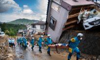 Tổ hợp chết chóc của Nhật Bản: Lũ lụt và Dân số già