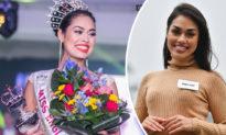 Hoa hậu Anh từ bỏ vương miện để quay về làm bác sĩ chống virus Vũ Hán