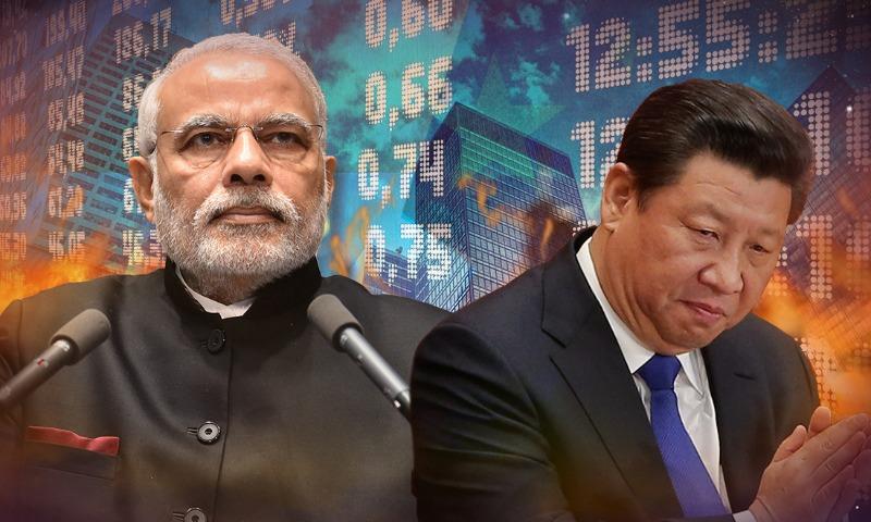 Thương chiến Ấn-Trung: Đòn phản công 'không khoan nhượng' của Ấn Độ khiến Trung Quốc điêu đứng