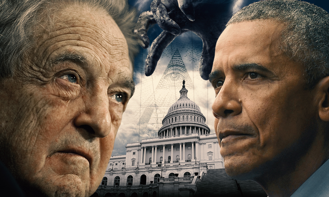 George Soros - Barack Obama: Đế chế ma quỷ