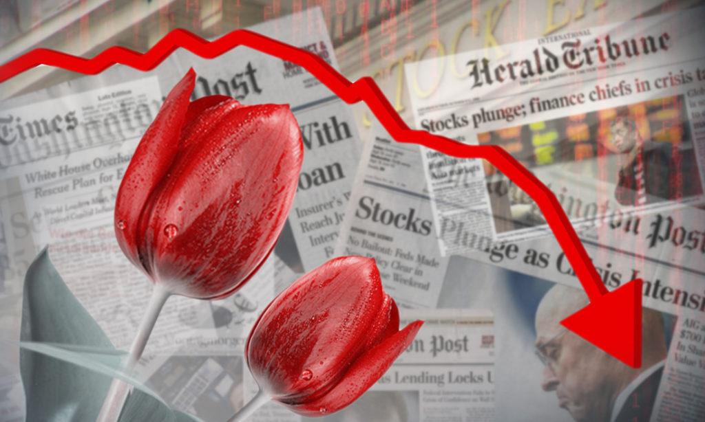 """Công cụ đòn bẩy tài chính đã kích hoạt các vụ """"nổ"""" bong bóng kinh tế và khủng hoảng tài chính - Bong bóng giá """"Lan đột biến"""" (Phần 1)"""