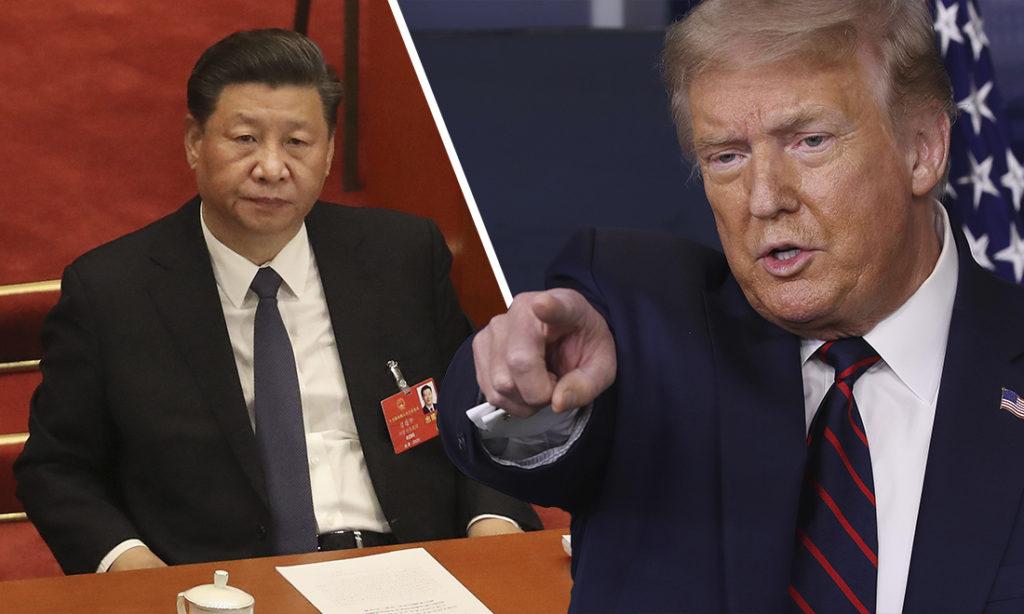 Hoa Kỳ - dưới sự lãnh đạo của Tổng thống Donald Trump đã có những Đạo luật trợ giúp cho nền dân chủ Hồng Kông, cũng như ra những quyết sách cực kỳ cứng rắn đối với ĐCSTQ.