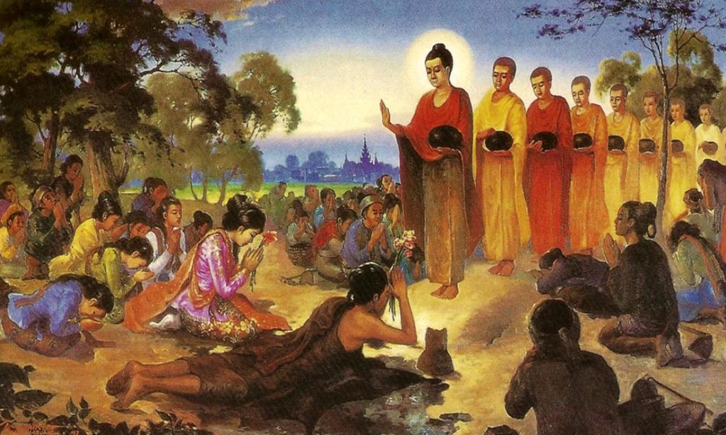Nữ đệ tử nhan sắc khuynh thành của Đức Phật (P5) - Đệ nhất Thần thông chịu nghiệp