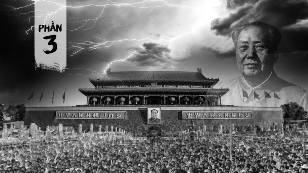 Mùa gặt chết chóc của ĐCSTQ sau 100 năm gieo trồng tội ác (Phần 2 - Kỳ 2): Mưu toan thay thế Thần Phật của ĐCSTQ và hậu quả của nó