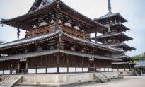 Bí mật đằng sau tòa tháp gỗ lâu đời nhất thế giới tại Nhật Bản